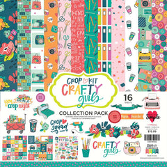 Crafty Girl Collection Pack