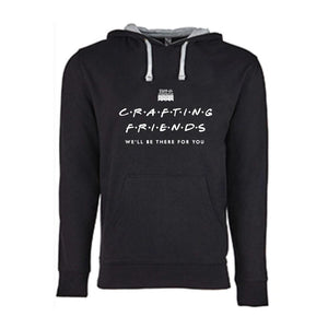 Sweatshirt - Crafting Friends - Jersey