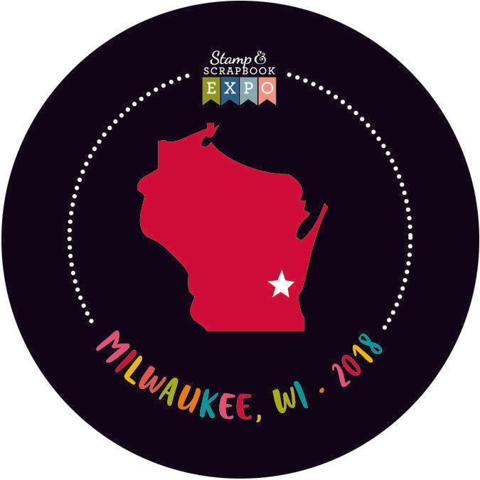 "Collectible 2"" - Milwaukee, Wisconsin Button"