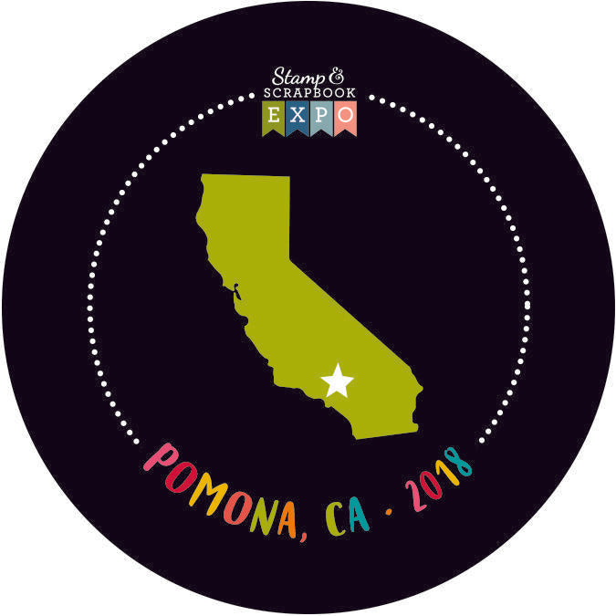 "Collectible 2"" - Pomona, California Button"