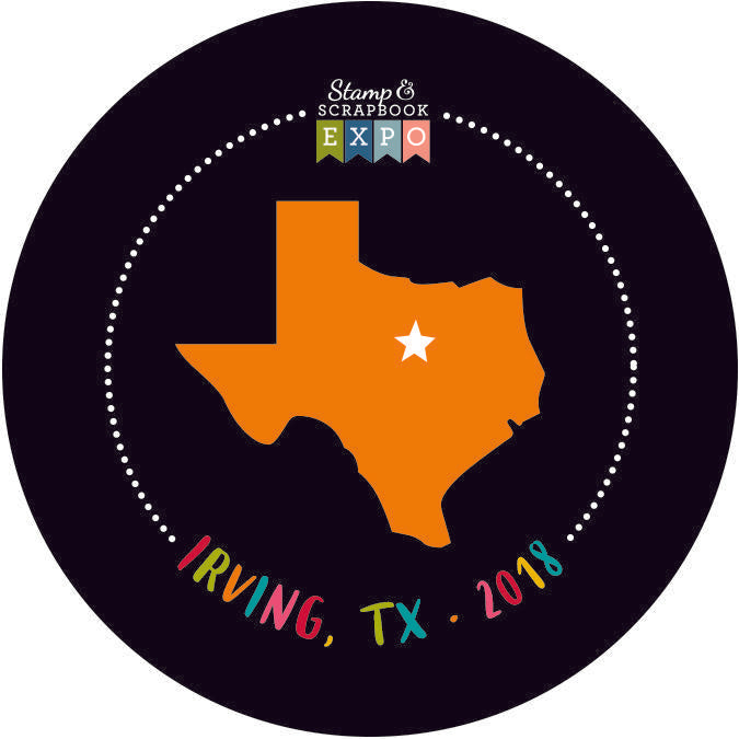 "Collectible 2"" - Irving, Texas Button"