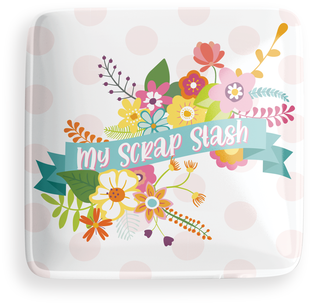 Crop Registration - My Scrap Stash Button - May 15th