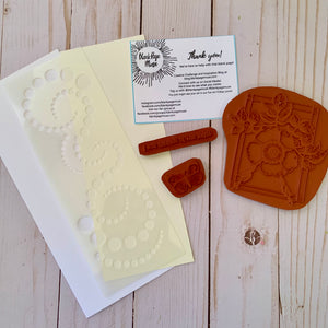 Blank Page Muse Thinking of You Today Slimline Project Kit
