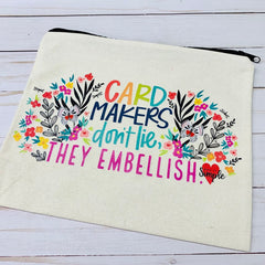 Collector Canvas Bag - Embellish