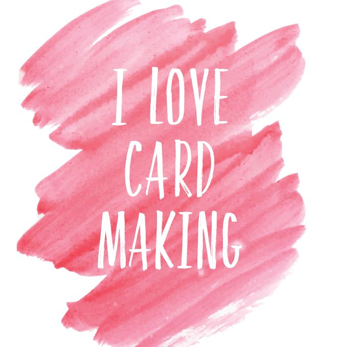 "Crop Registration ""I Love Card Making"" Button- April 10th"