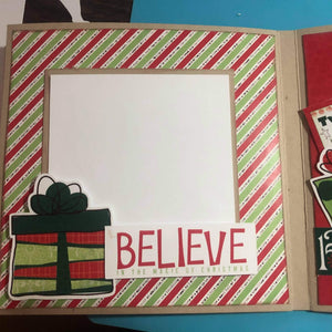 Hearts N Crafts Christmas Mini Album Project Kit