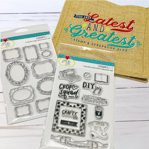 6x6 Layout Swap - Keep It Simple Paper Crafts Package