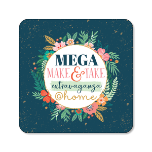 Mega Make & Take @home Kit for November 8th - Classic