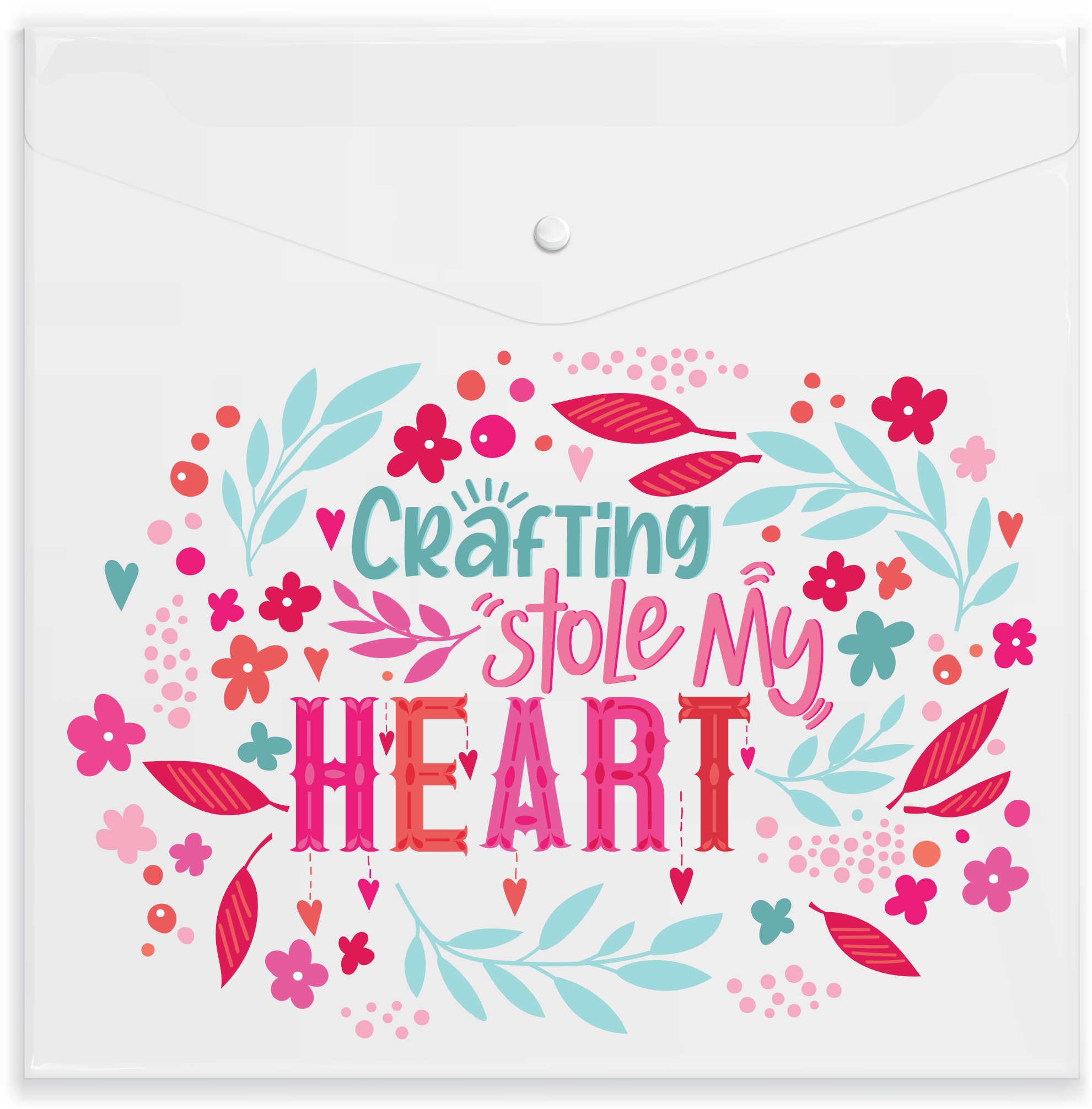 Crafting Stole My Heart Paper Keeper