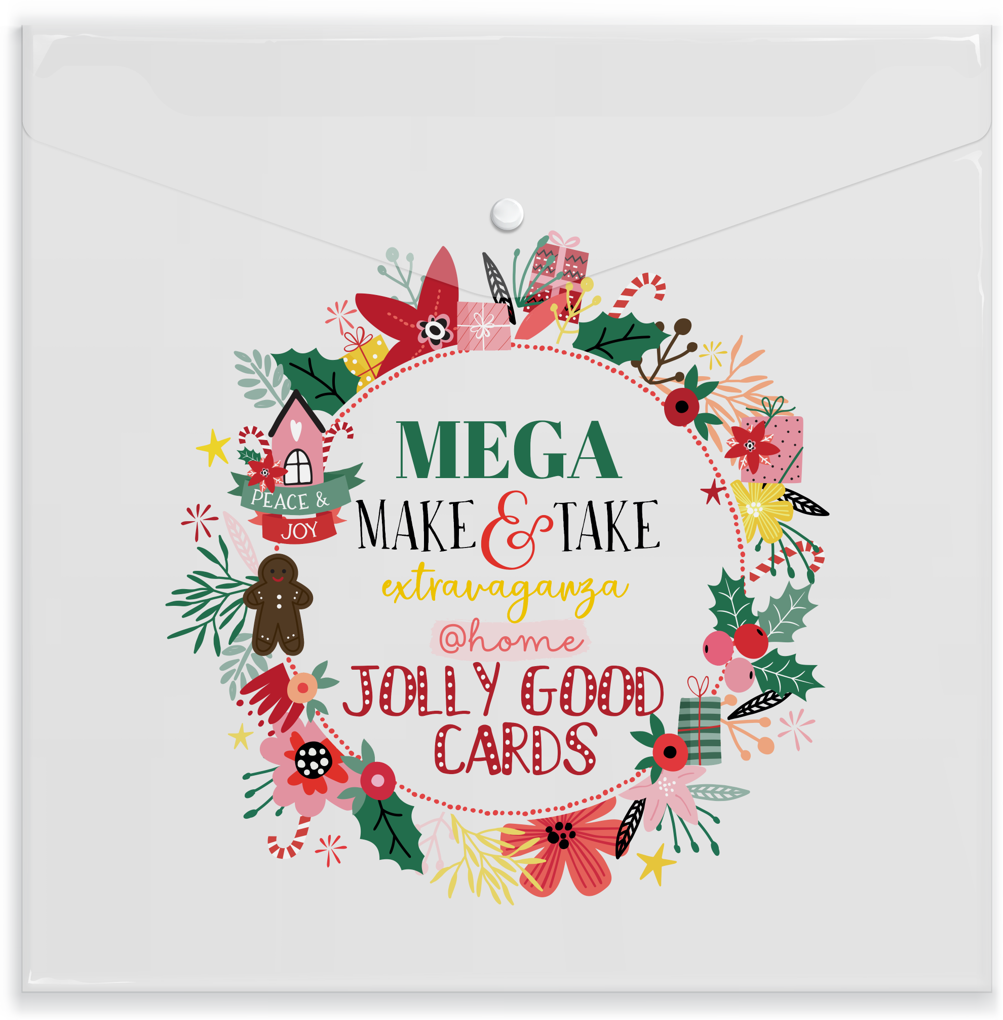 Jolly Good Cards Full Size Paper Keeper