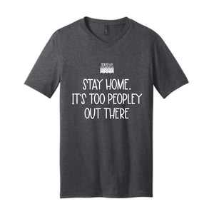T-shirt - It's Too Peopley - 30% Off