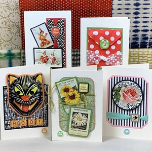Craft Fantastic 5 Cards Project Kit