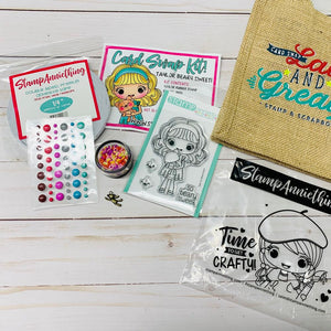 Card Swap - 30 Cards - Stamp AnnieThing Kit #1