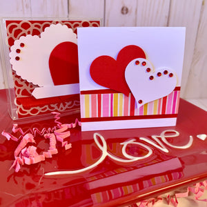 Stampin Up! w/ Shirley Merker Valenetine's Project Kit