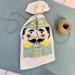 Chalk Couture Nutcracker Towel Project Kit
