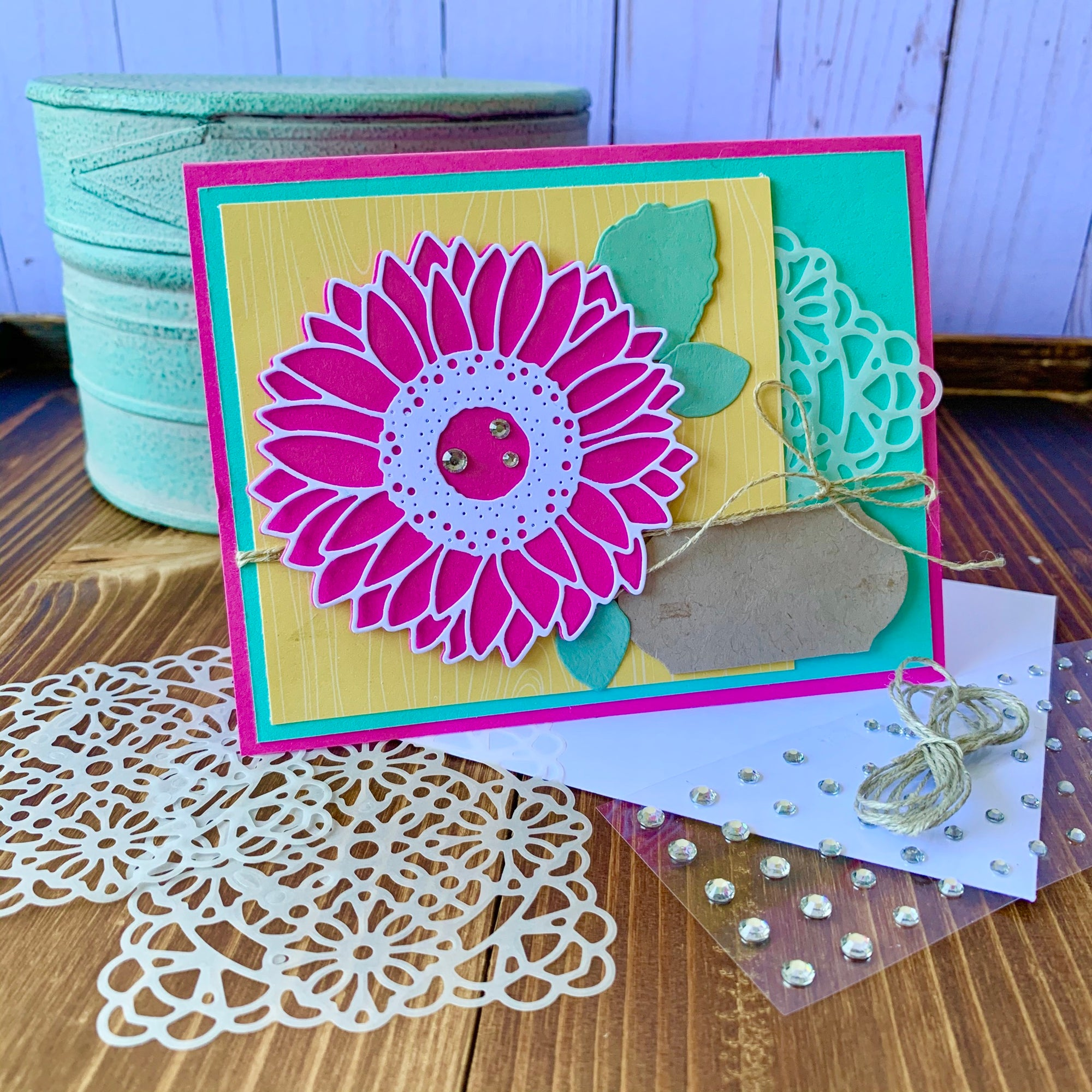 Judi Stamps Stampin Up! Project Kit