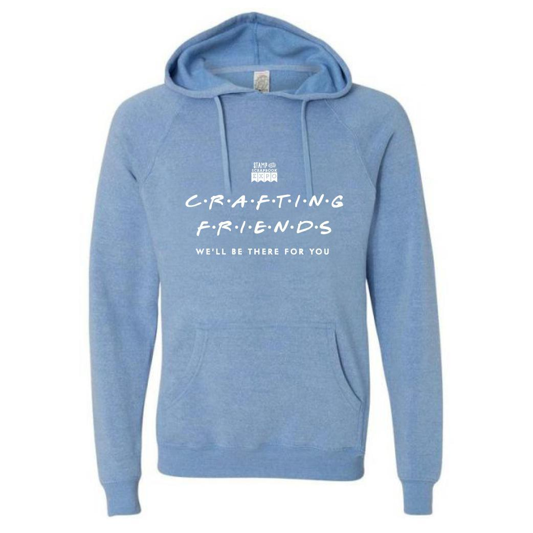 Sweatshirt - Crafting Friends - Fleece