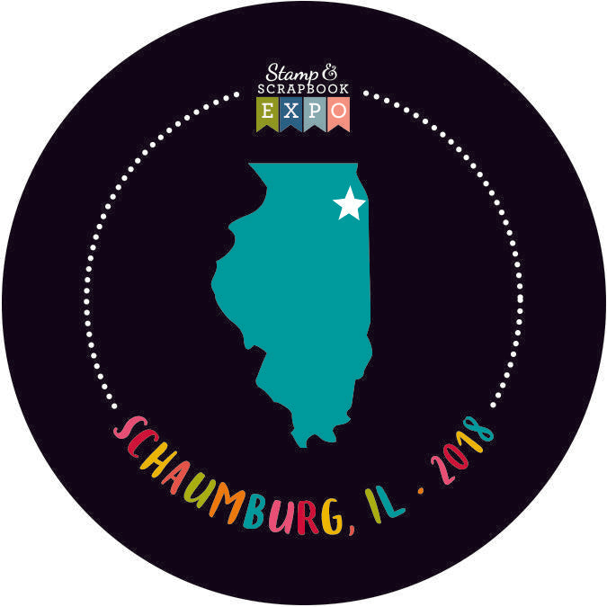 "Collectible 2"" - Schaumburg, Illinois Button"
