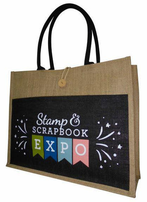 SSBE Jute Shopping Bag 2018