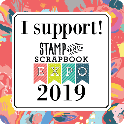 "Collectible 2"" - ""I Support"" Button 2019"