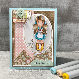 Card Swap - 30 Cards - Paper Nest Dolls Kit