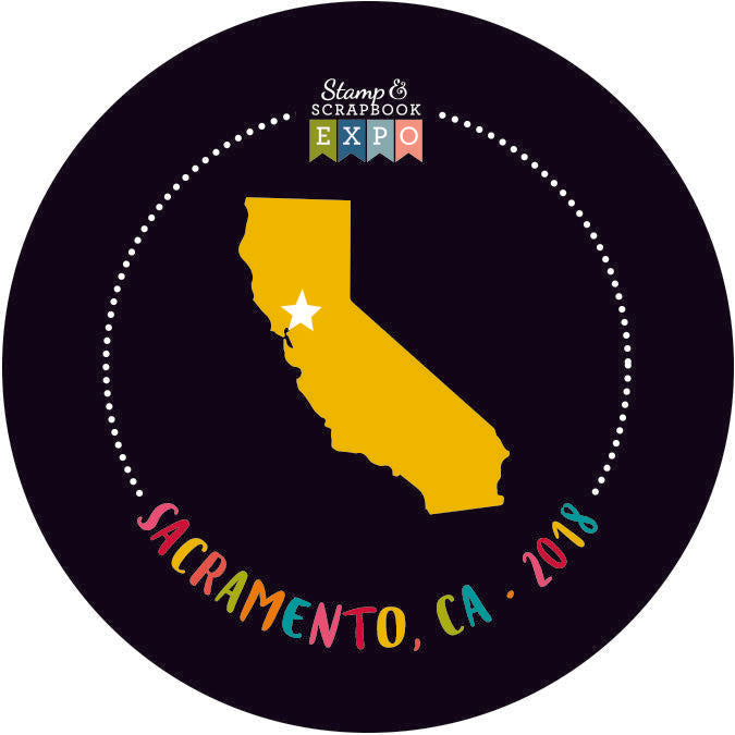 "Collectible 2"" - Sacramento, California Button"