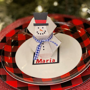 Mega Make & Take @home Kit for December 6th - Gingerbread & Snowmen
