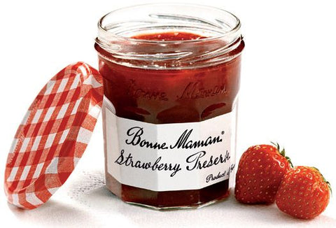 La bonne maman strawberry jam