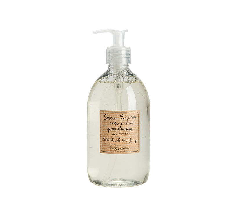 Lothantique 500ml liquid soap - grapefruit