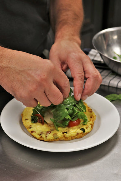 Frittata Brunch Box (for 2 people)