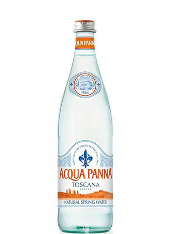 Aqua Panna mineral water (indiv. or case)