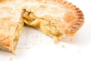 "apple pie (whole pie, 9"")"
