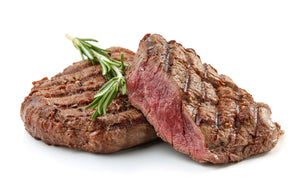 grilled beef tenderloin - aaa, with red wine jus (6oz filet)