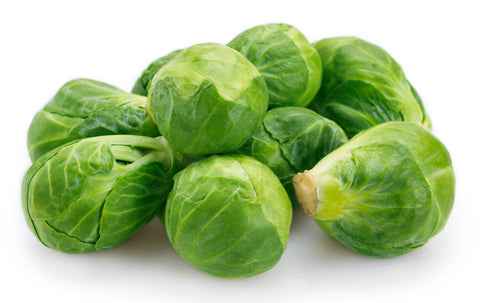 brussels sprouts, raw (1 lb)