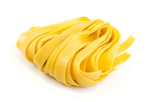 fresh fettucini, 500 grams (4 portions)