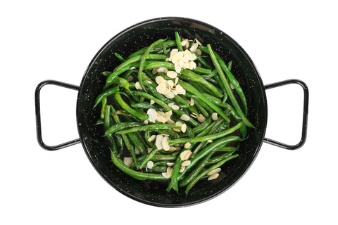 french green beans (cooked)
