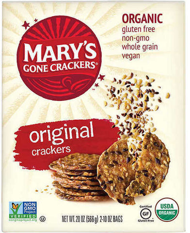 Mary's gluten free crackers