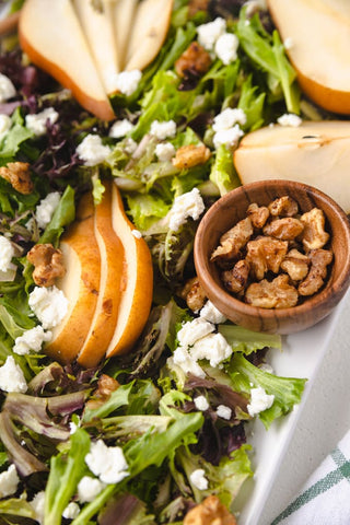 Pear Salad (extra small, serves 4-6)