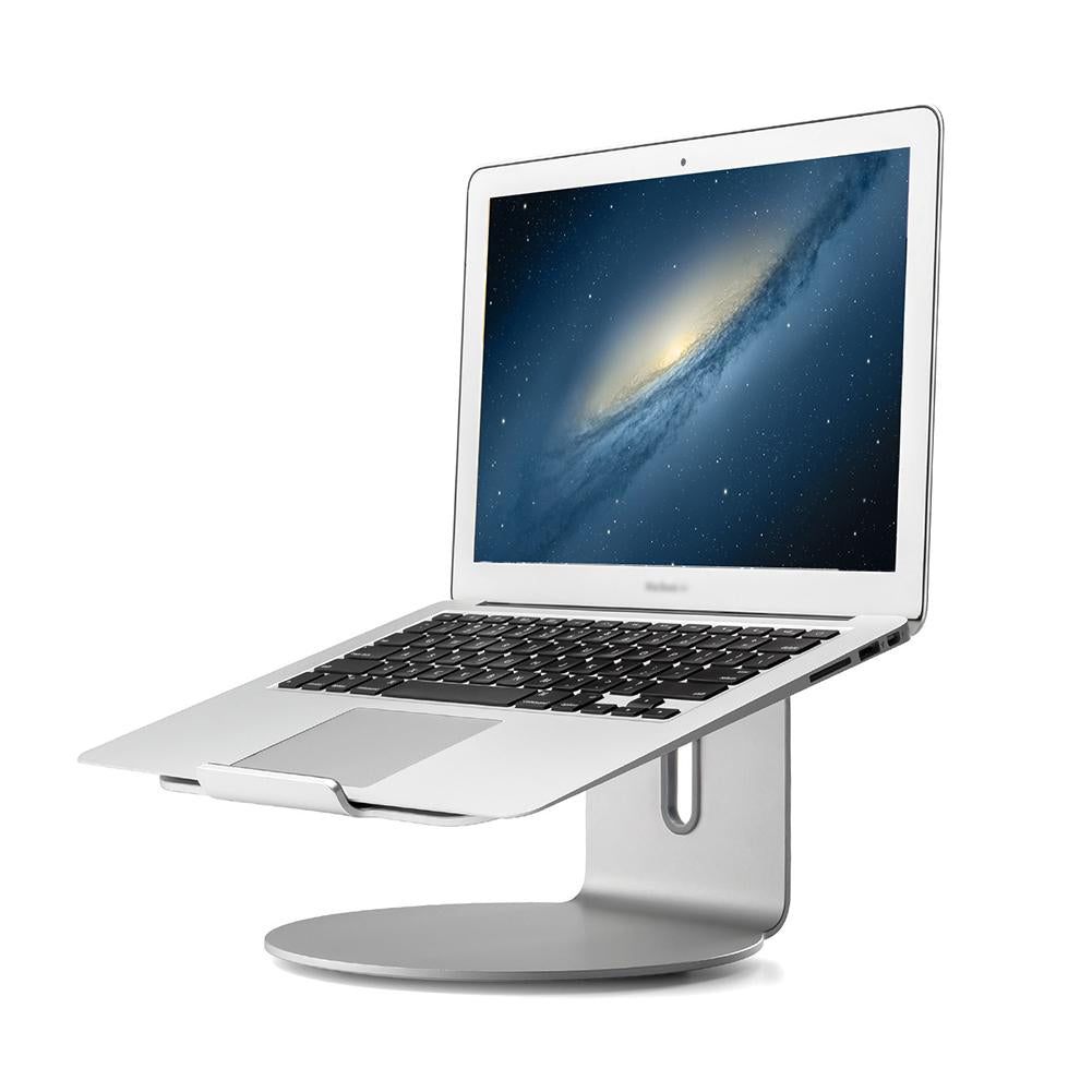 360 Degree Rotating Metal Laptop Stand - HQ Essentials