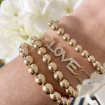 Load image into Gallery viewer, Love Bracelet, Gold