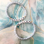 Load image into Gallery viewer, The Chloe Bracelet with Name or Initials