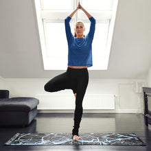 Load image into Gallery viewer, Woman with Custom Yoga Mat