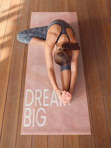 Dream Big Non-Slip Yoga Mat
