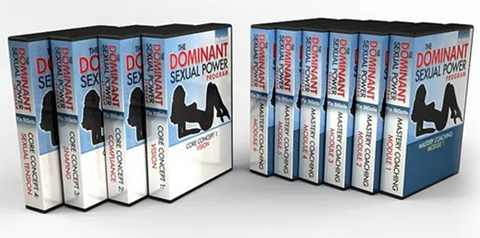 Dominant Sexual Power – Vin Dicarlo
