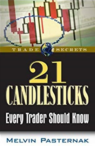 21 Candlesticks Every Trader Should Know – Melvin Pasternak