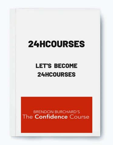 Brendon Burchard – The Confidence Course 2017