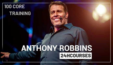 Tony Robbins & Cloe Madanes – Core 100 new Training
