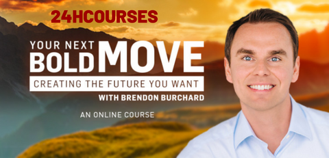 Brendon Burchard – Your Next Bold Move