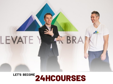 Brendon Burchard – Elevate Your Brand 2014