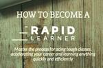 Scott Young – Rapid Learner - Full Course - Fast Student Learning Program
